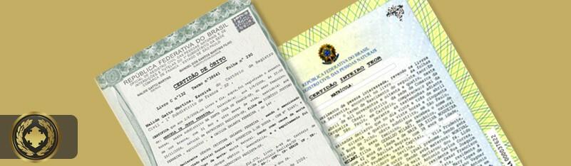 Certidão de Inteiro Teor e de Breve Relato – Diferenças