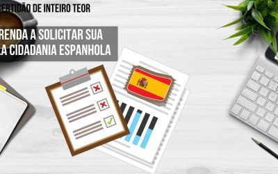 Aprenda a solicitar sua Dupla Cidadania Espanhola