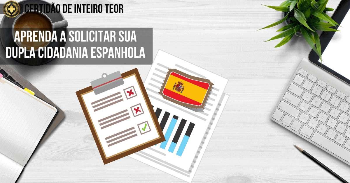 dupla cidadania espanhola